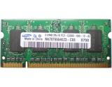 SAMSUNG 512MB PC5300 M470T6554EZ3-CE6 LAPTOP MEMORY
