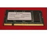 INFINEON HYS64D32020GDL-6-B 256MB, DDR, 333MHZ, CL2.5 PC2700 LAPTOP MEMORY