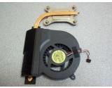 SAMSUNG RV511 CPU HEATSINK BA62-00546C WITH FAN BA31-00098A