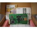 CISCO SYSTEMS CATALYST WS-X2931-XL 73-3666-05 1000BASEX UPLINK W/ DOCUMENTATION