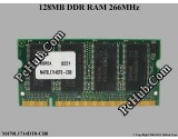 M470L1714DT0-CB0 - 128MB Memory Module (266MHZ)  DDR 266MHZ SAMSUNG