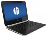 "HP 215 G1 Notebook PC - AMD A4-1250 1.0GHz Dual-Core APU, 4GB DDR3L, 320GB HDD, 11.6"" HD WLED Display, Windows 7 Professional Pro 64-bit Laptop"