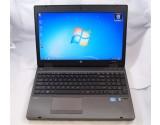 "HP PROBOOK 6560B 15.6"" LAPTOP i5 2410M 2.3GHz CPU 8GB RAM 500GB HDD W7P XU053UT"