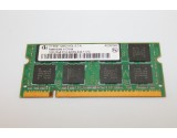 INFINEON HYS64T128021HDL-3.7-A 1GB DDR2, 2Rx8 PC2-4200 LAPTOP MEMORY