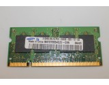 SAMSUNG LAPTOP RAM M470T6554CZ3-CE6, 512MB,  PC2-5300 DDR2 SODIMM