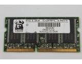 NANYA 256MB DDR 333MHz LAPTOP MEMORY RAM PC2700S-25331 NT256D64SH8C0GN-6K