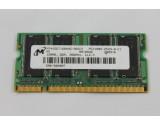 MICRON 128MB DDR 266MHz LAPTOP MEMORY RAM PC2100S-2533 MT4VDDT1664HG-265C2