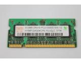 HYNIX 512MB DDR2 667MHz LAPTOP RAM MEMORY PC133U-333-542 HYMP564S64CP6-Y5 AB-C