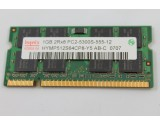 HYNIX 1GB DDR2 667MHz LAPTOP RAM MEMORY PC2-5300S HYMP512S64CP8-Y5 AB-C