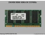 SAMSUNG LAPTOP RAM M470L3224FT0-CB3 256MB DDR PC2700