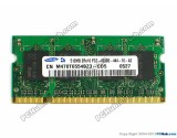 SAMSUNG RAM 512MB 200p PC2-3200 CL3 8c 32x16 DDR2-400 SODIMM M470T6554BZ3