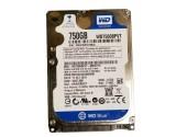 """WD7500BPVT-80HXZT3 Western Digital 2.5"""" 750GB SATA Hard Drive"""